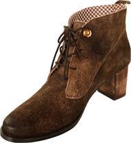 Damen Schuh Glina holz