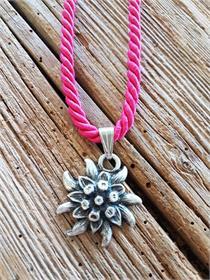 Edelweiss/Kordel/dick - pink