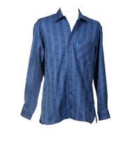 EDW Hemd m'blau MK/LA