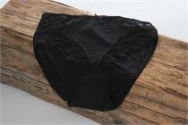 Hüftslip schwarz - Gr. 46