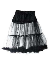 MarJo Petticoat 55cm schwarz - S