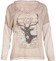 MarJo Shirt LA Heidi taupe