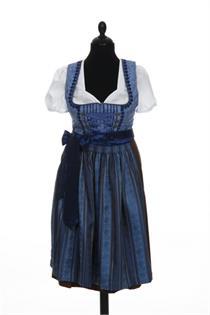 Rose braun/blau - Gr.44