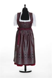 Rose Dirndl Lang fuchsia - Gr.46