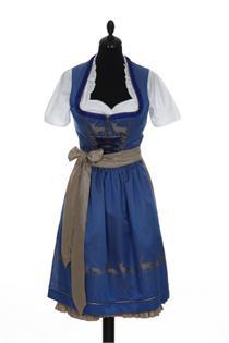 Rose Kurz blau/taupe - Gr.36