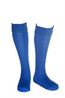 Shoppersocken blau - Gr. 39-42