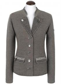 Strickjacke Elsbeth nuss - L