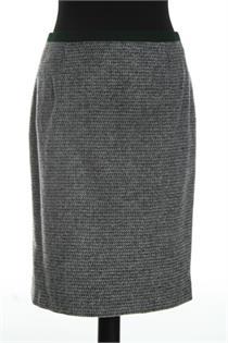 Trachtenjupe grau - Gr.36